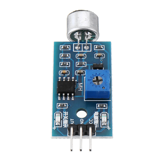 20pcs LM393 Sound Detection Sensor Module For Para Som Condenser Transducer Sensor Vehicle Kit