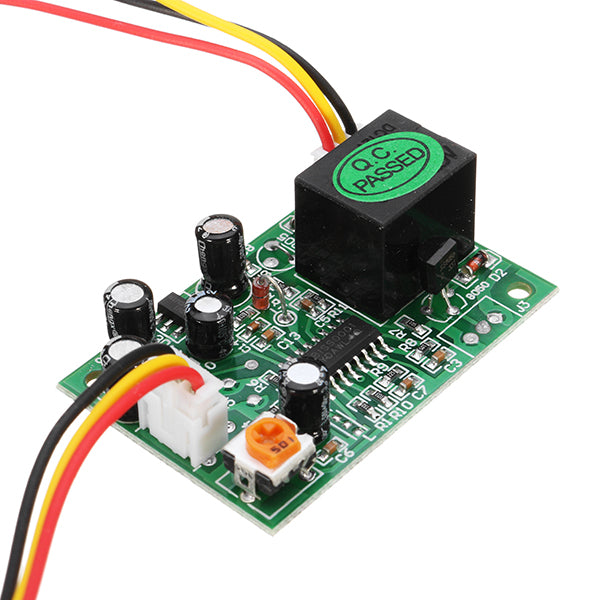 3pcs DC 12V 3-Wire Human Body Induction PIR IR Pyroelectric Infrared Sensor Module Relay Control Out