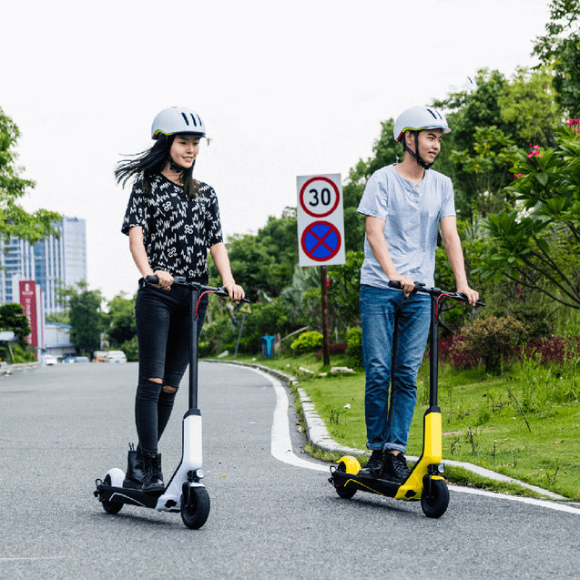 Xiaomi QiCYCLE EUNI ES808 Standard Version Foldable Electric Scooter 20 km/h 20km Long Life 250W