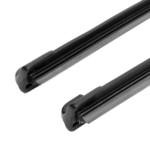 24+15 Inch Flexible Front Windscreen Wiper Blades For 07-13 Nissan Dualis J10