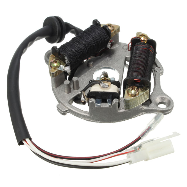 Stator Ignition Magneto Coil Assembly For Yamaha PW50 PW 50 QT50