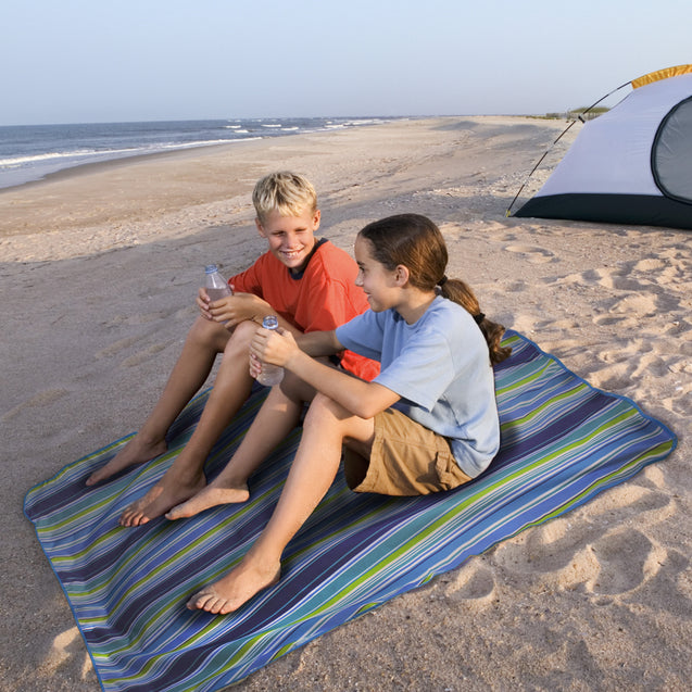 2-in-1 Beachcomber's Blanket