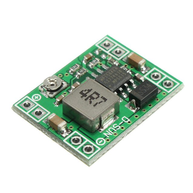 5pcs Mini MP1584EN DC-DC BUCK Adjustable Step Down Module 4.5V-28V Input 0.8V-20V Output