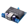 DC36-86V Electric Vehicle Battery Isolation Step Down 5V3A USB Anti-interference Regulated Power Supply Module