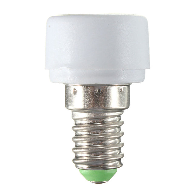 E14 to MR16 base Socket Holder Adapter Converter For LED Light Bulbs