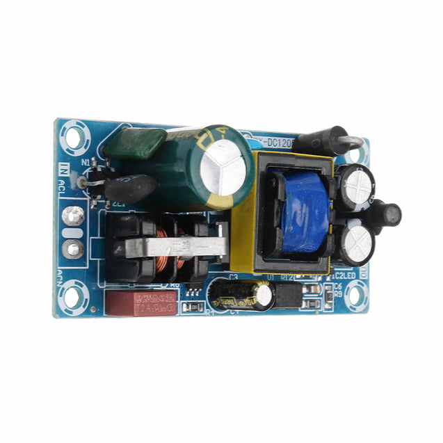 3pcs AC-DC 5V 2A Switching Power Supply Board Low Ripple Power Supply Board 10W Switching Module