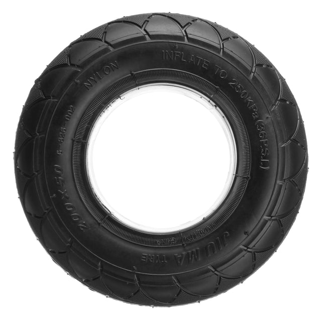 "BIKIGHT Electric Scooter Tire Cover Tyre Cross-country Tread Pattern For Razor 200x50(8 x 2"")"""