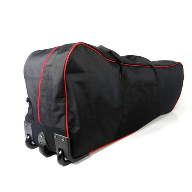 BIKIGHT 10in Cycling Bicycle Bike Electric Scooter Bag Foldable Waterproof Handbag Storage Bag