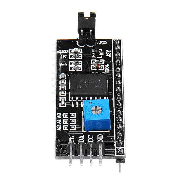 20Pcs IIC/I2C/TWI/SPI Serial Port Module 5V 1602LCD Display For Arduino