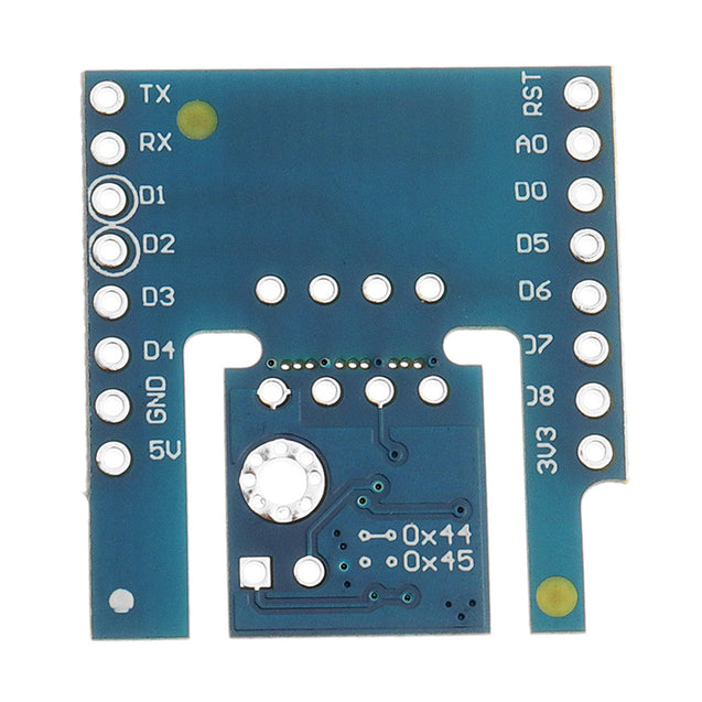 5pcs Wemos SHT30 Shield V2.0.0 SHT30 I2C Digital Temperature And Humidity Sensor Module For D1 Mini