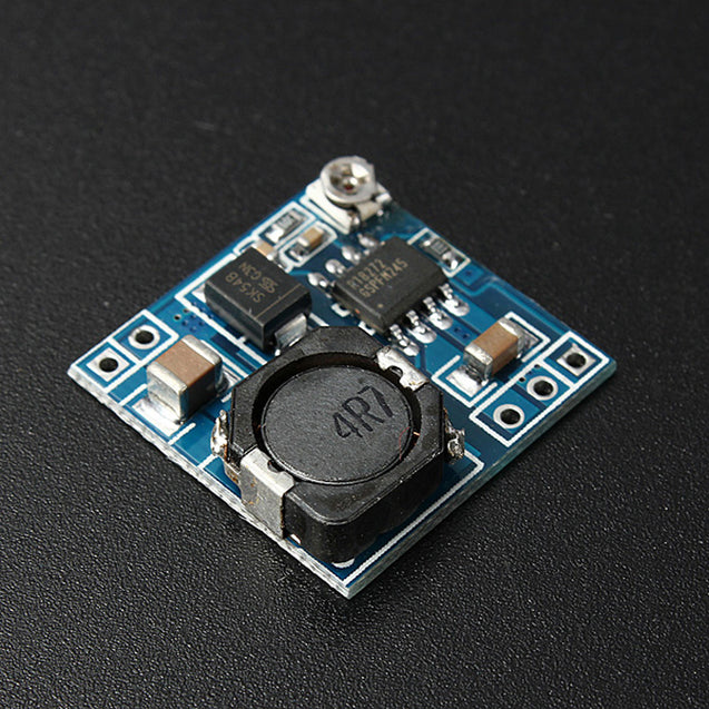 30pcs 4.75V-24V To 0.92V-15V DC-DC Adjustable Power Supply Buck Converter Step Down Module