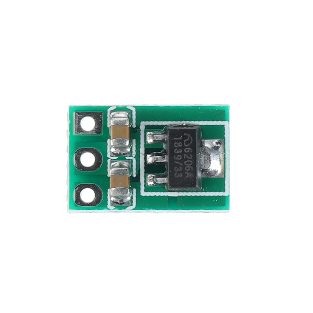 5pcs Mini DC 3.5-6V to 3.3V DC-DC Converter Step Down Buck Regulator LDO Module Voltage regulator Board for 18650 li-ion AAA Dry Cell Batteries ESP8266