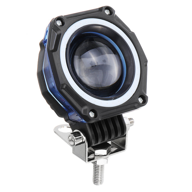 3Inch 1800LM 20W Round Car LED Work Light Bar Spot Driving Fog Lamp for Offroad 4WD Truck