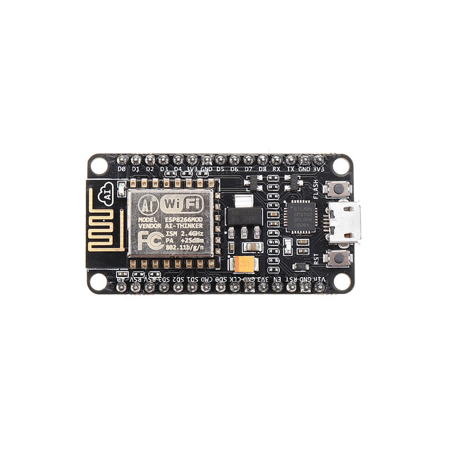 3pcs Original Ai-Thinker CP2102 ESP-12E NodeMCU Lua WiFi Test Board Development Board Based on ESP8266 WiFi Module