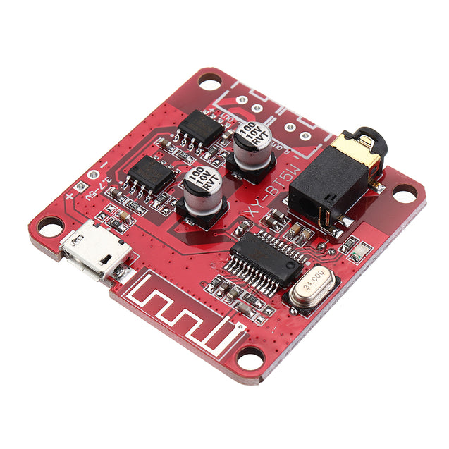 MP3 bluetooth Decoder Board with Amplifier Wireless Audio Receiver Module For Transfer Speaker Modified Car
