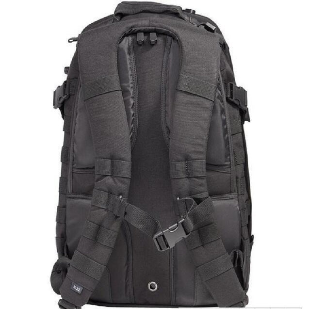 Outdoor 36-55L Tactical Backpack Waterproof 800D Nylon Rucksack Hiking Climbing Bag