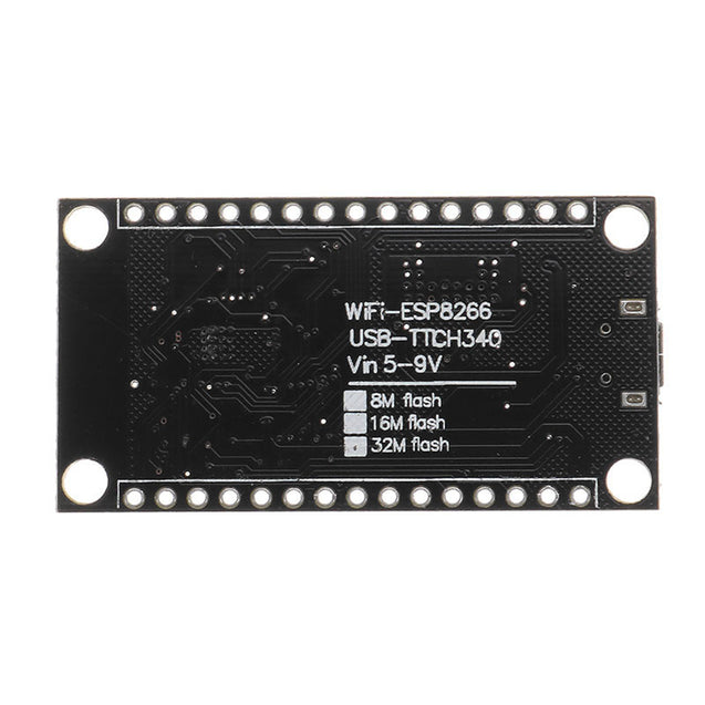 5Pcs Wemos NodeMCU V3 340G Lua WIFI Module Integration Of ESP8266 Extra Memory 32M Flash