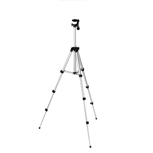 Yingnuo 325 4 Section 1.2M Aluminium Alloy Foldable Tripod Support for DSLR Camera