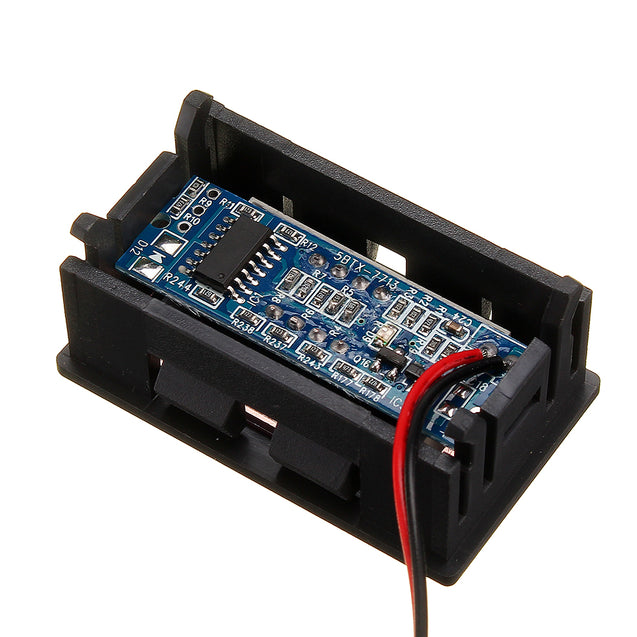 12V Lead-acid Battery Capacity Indicator Power Measurement Instrument Tester With LED Display For Ar