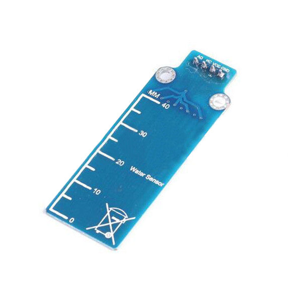 5Pcs Rain Sensor Water Level Measure Module Raindrop Analog Sensor Board