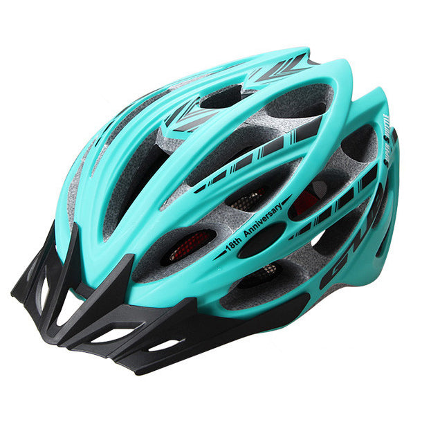 GUB SS+ Super Shuttle Road Bicycle Helmet Integrally-molded with Reflective 57~61cm 30 Air Vents