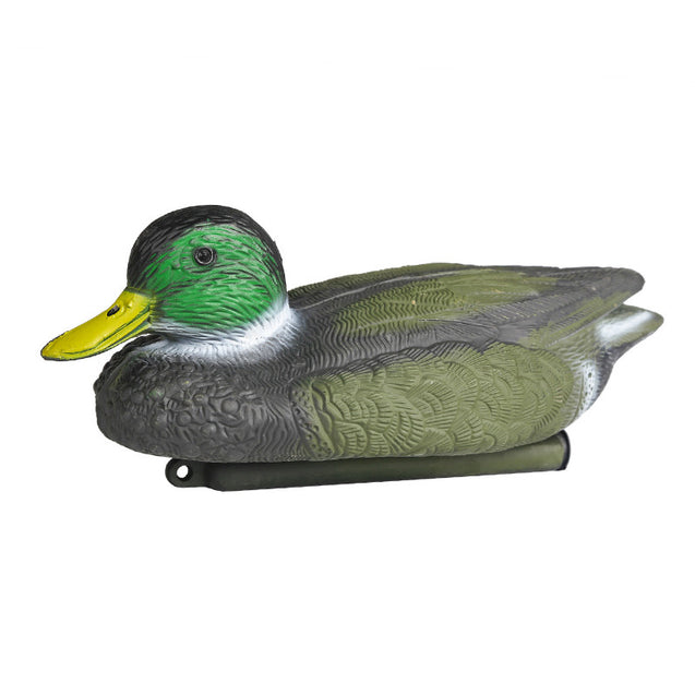 1Pcs PE Lifelike Swimming Duck Bunting Hunting Decoy Outdoor Training Shooting Target Animal Archery Target