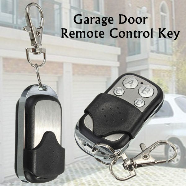 DANIU 433mhz Electric Cloning Universal Gate Garage Door Remote Control Fob Key Fob