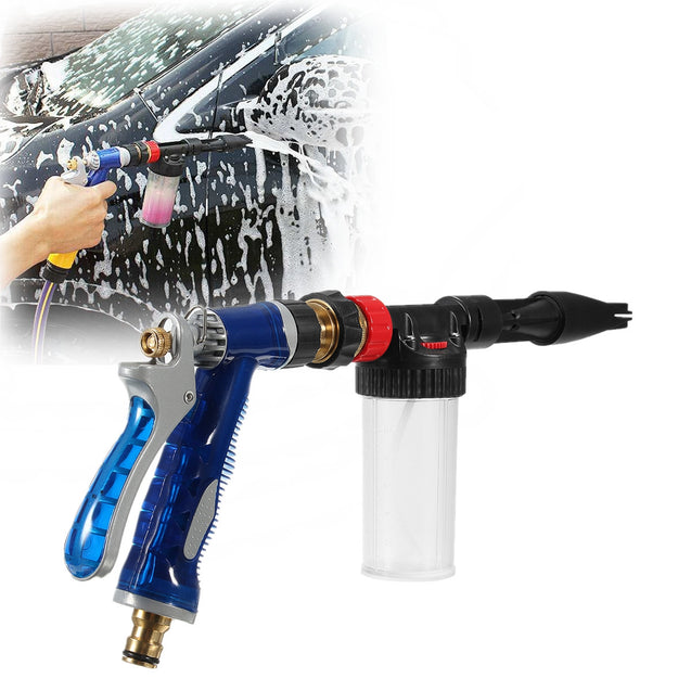 Adjustable Car Clean Pressure Washer Foamaster Soap Snow Foam Lance Sprayer Jet