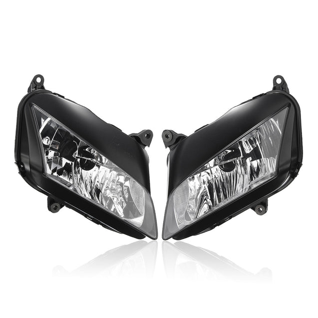 Front Headlight Headlamp Lens Assembly For Honda CBR600RR 2007-2011