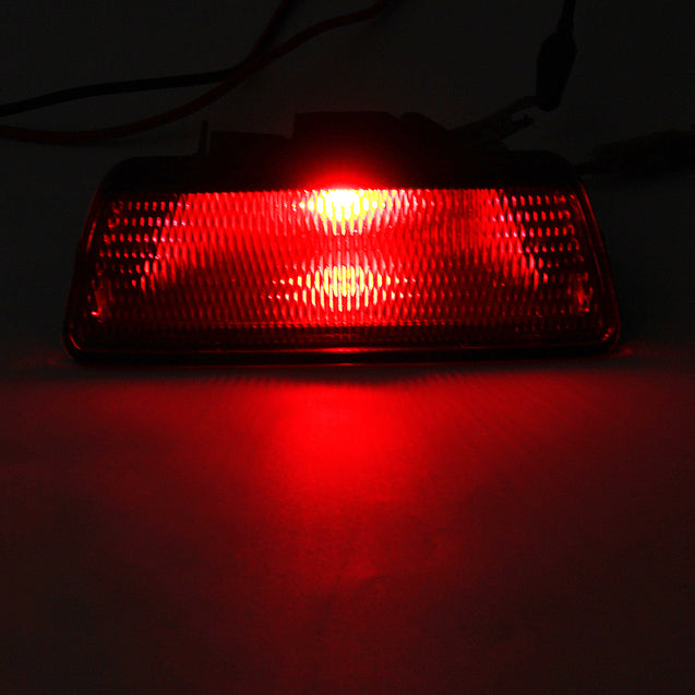 Car Rear Bumper Tail Light Fog Lamp Brake Reflector For Nissan X TRAIL T32 Rogue 2014-2018