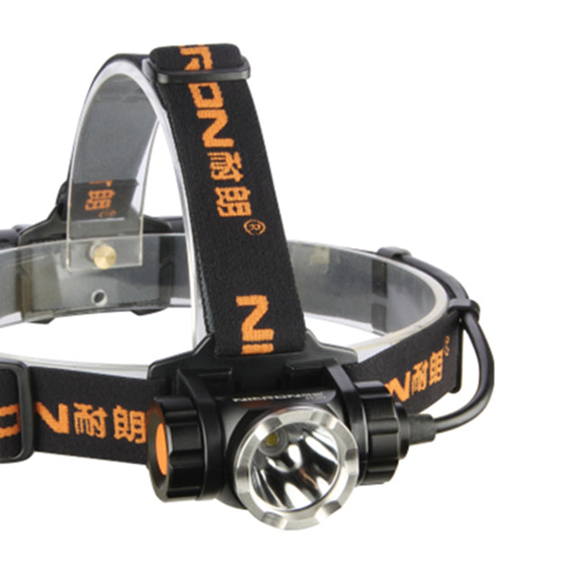 NICRON H30 900LM L2 U2 LED USB Rechargeable Headlight 6 Switch Modes Adjustable HeadLamp