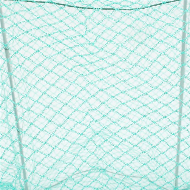 Bobing 3.2M Nylon Foldable Fishing Net Crab Crayfish Lobster Eel Shrimp Trap Lure Fish Net
