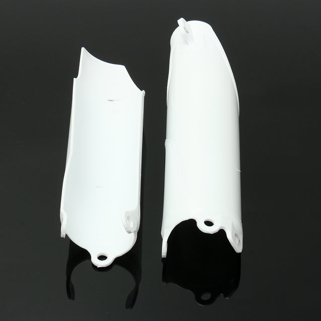 Fork Guard Cover Plastic For Honda Crf250 Crf450 2004-2012 Crf250r Crf450r