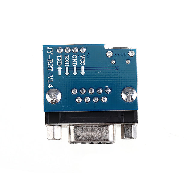 3pcs RS232 to TTL Serial Converter Module DB9 Connector MAX3232 Serial Module With Cable