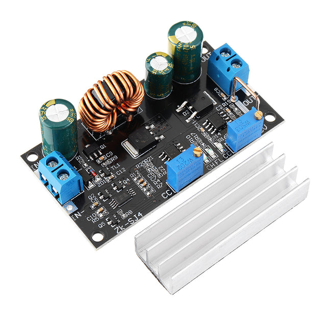 Solar Charge Controller Module Lithium Battery Lead Acid Battery Charger Boost Buck Circuit Board Constant Current