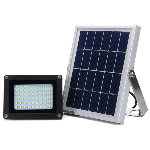 54 LED Solar Light Outdoor Waterproof Sensor Security Flood Lamp Dusk-to-Dawn Lantern