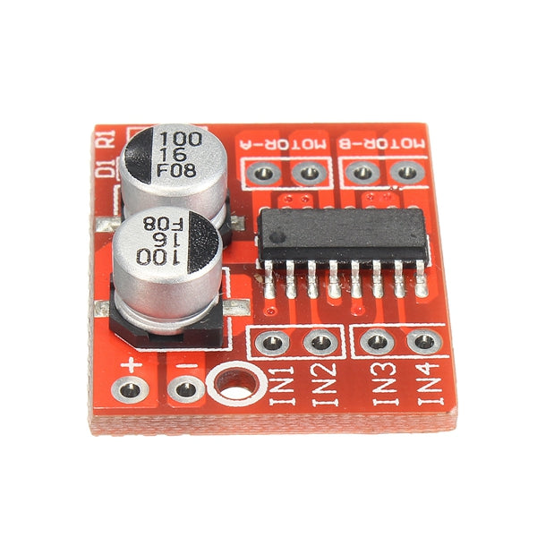 3pcs Dual Channel L298N DC Motor Driver Board PWM Speed Dual H Bridge Stepper Module