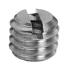 10pcs 1/4 to 3/8 Conversion Nut Screw Cap for Tripod
