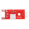 3pcs KY-024 4pin Linear Magnetic Switches Speed Counting Hall Sensor Module for Arduino