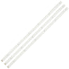 3PCS 590MM LED Rigid Strip Bar Light For LG32LB INNOTEK DRT 3.0 32_A/B Type 6916L-1974A 6916L-1975A DC6V""
