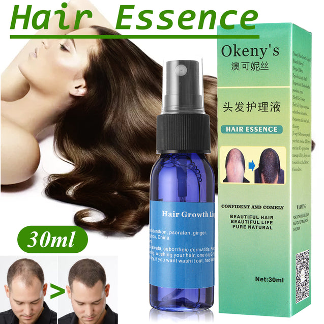 Okeny's Brand Yuda Pilatory Stop HairLoss Fast Hair Growth Spray Liquid Hair Essence