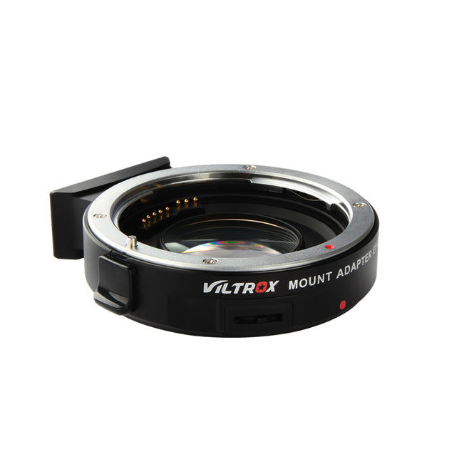 Viltrox EF-M2 Electronic Adapter Lens F Booster 0.71x for Canon EF to M4/3 to MFT