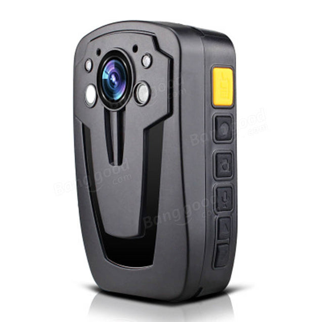 BOBLOV 64GB D900 1080P Personal Security Camera Night Vision Police Camera Motion Detection Driving Recorder