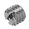 3pcs 1/4 to 3/8 Conversion Nut Screw Cap for Tripod