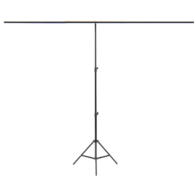 200*200cm Large Aluminium Photography Background Support Stand System Clips