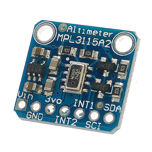 3Pcs MPL3115A2 IIC I2C Intelligent Temperature Pressure Altitude Sensor V2.0 For Arduino