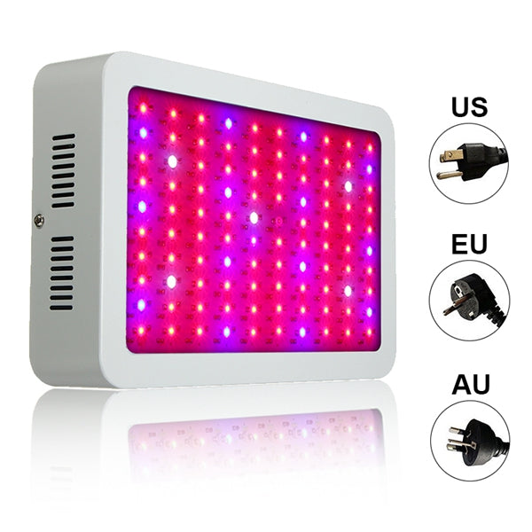 100W Full Spectrum 100 LED Grow Light Lamp for Plants Hydroponic Indoor Flower