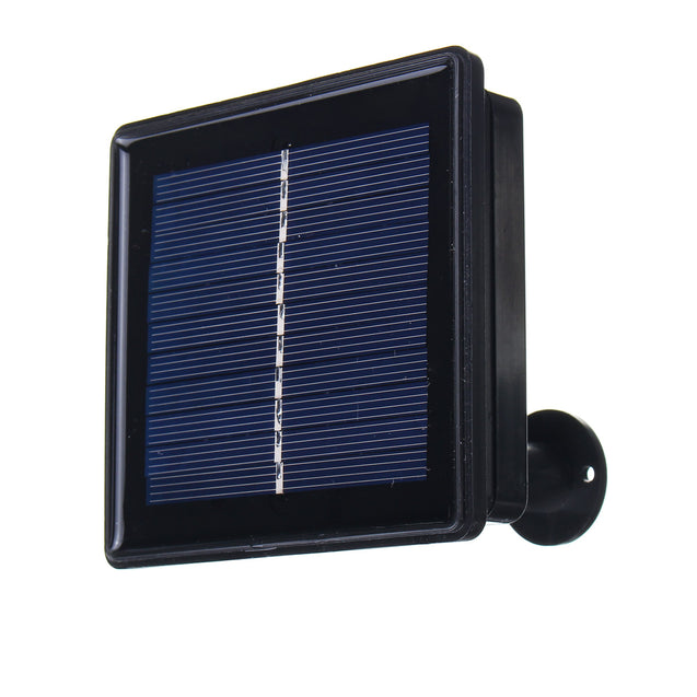 Solar Panel Two Installations 5.5V For LED Fairy String Light + Wall Mount Spike Sets