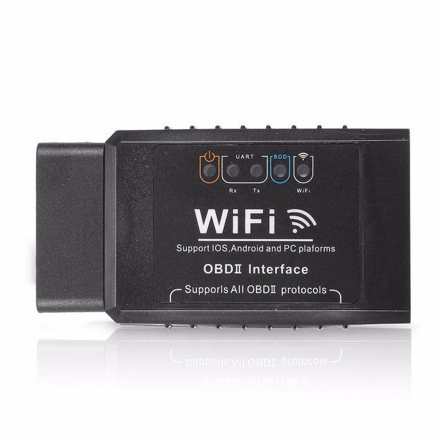 Universal Professional WiFi OBDII 2 Car Auto Diagnostic Scanner Tool for IOS PC