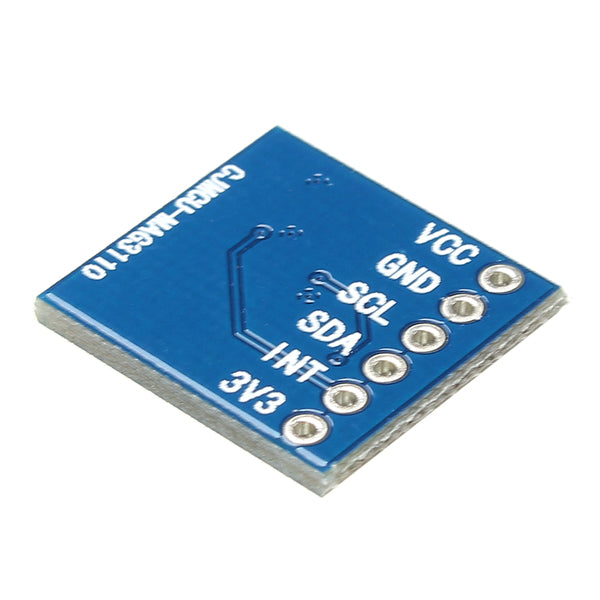 5Pcs MAG3110 3-Axis Digital Earth Magnetic Field Geomagnetic Sensor Module IC Interface For Arduino
